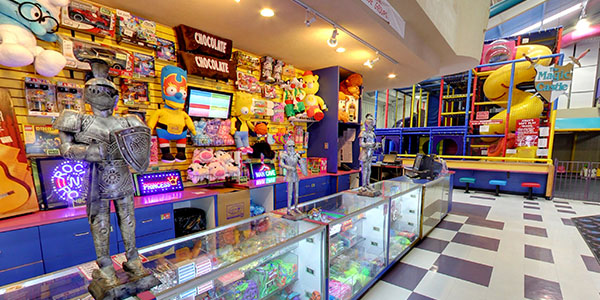 Prize Counter