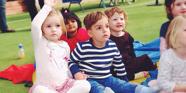 Preschool Outings